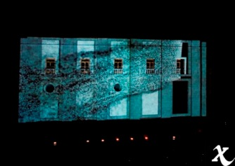video mapping xtranas 2 Video mapping: un fenómeno de arte y tecnología